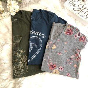 Torrid T-Shirt BUNDLE, Size 00 (10 M/L)